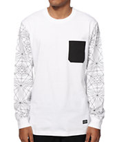LRG Raid Long Sleeve Pocket T-Shirt
