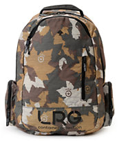 LRG Research Olive Camo Laptop Backpack
