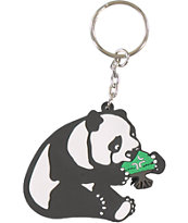 LRG Rubber Panda Key Chain