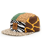 LRG Savage Safari 5 Panel Hat