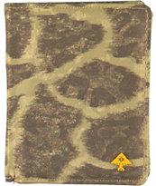 LRG Savages Giraffe Print Bifold Wallet