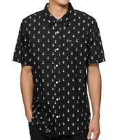 LRG Stay Anchored Short Sleeve Woven Shirt