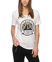 LRG Stay Lifted Boyfriend Fit T-Shirt