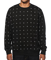 LRG Tech Ditzy Crew Neck Sweatshirt