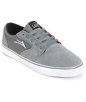 Lakai Fura Suede & Canvas Skate Shoes