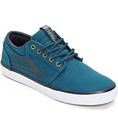 Lakai Griffin Canvas Skate Shoes