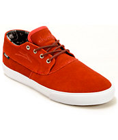 Lakai x Chocolate 20th Anniversary Camby Mid Skate Shoes