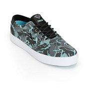 Lakai x Diamond Supply Co Manchester Lean Simplicity Skate Shoes