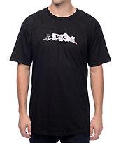 Lakai x hello sanrio Skate Day Flare Black T-Shirt