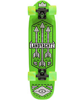 Landyachtz Arrows Dinghy 28.5 Cruiser Complete Skateboard