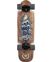 "Landyachtz Sea Captain Dinghy 28.5"" Cruiser Complete Skateboard"
