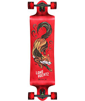 Landyachtz Switch Fox 40 Drop Through Longboard Complete