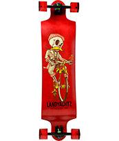 Landyachtz Switch Skeleton 40 Drop Through Longboard Complete