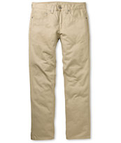 Levi's 511 Chinchilla Khaki Twill Skinny Fit Pants