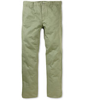 Levi's 511 Deep Lichen Green Slim Fit Chino Pants
