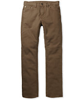 Levi's 513 Shadow Bedford Brown Slim Fit Pants