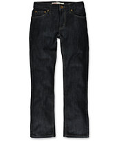 Levi's Boys 511 Bacano Dark Blue Skinny Jeans