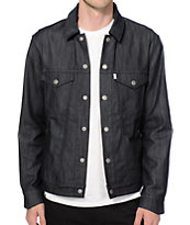 Levi's Commuter Hooded Denim Trucker Jacket