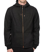 Levi's Commuter Wool Zip Up Hoodie