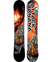 Lib Tech Attack Banana 156cm Snowboard