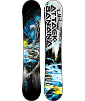 Lib Tech Attack Banana EC2 BTX 161 Wide 2014 Snowboard