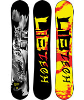 Lib Tech Hot Knife C3 BTX 153 2014 Snowboard