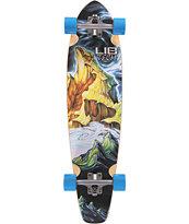 """Lib Tech Parillo 35"""" Cruiser Complete Skateboard"""