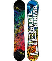 Lib Tech Skate Banana 162cm Wide Snowboard