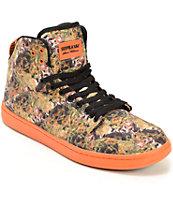 Lil Wayne x Supra S1W Tree Camo Shoes