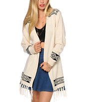 Lira Dare Cream Cardigan
