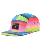 Lira Flag 5 Panel Hat