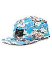 Lira Islander 5 Panel Hat