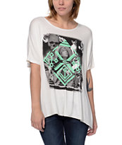Lira Women's Saint Natural Tee Shirt