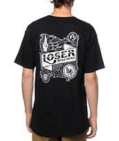 Loser Machine Bad Medicine T-Shirt