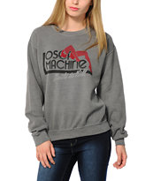 Loser Machine Built To Kill Crew Neck Sweatshirt