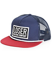 Loser Machine Darlington Trucker Hat