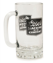 Loser Machine Glass Mug