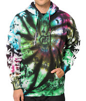 Loser Machine Inglewood II Tie Dye Space Hoodie