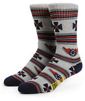 Loser Machine Outlaw Crew Socks