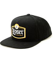 Loser Machine Pearson Snapback Hat