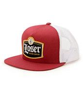 Loser Machine Pearson Trucker Hat