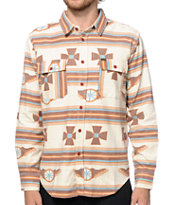 Loser Machine Seeley Long Sleeve Button Up Shirt