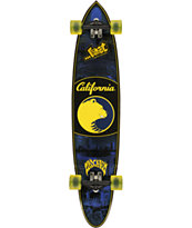 Lost California Golden Bears Minigun 40 Longboard Complete