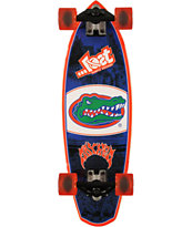 Lost Florida Gators Rocket Mini 28 Cruiser Complete Skateboard