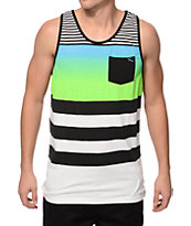 Lost Gotchit Pocket Tank Top