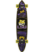 Lost Louisiana Tigers Minigun 40 Longboard Complete