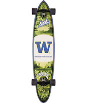 Lost Washington Huskies Minigun 40 Longboard Complete