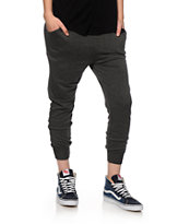 Lunachix Leigh Charcoal Jogger Pants