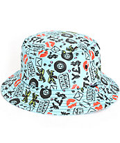 Lurk Hard Highwall Bucket Hat