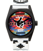 Mac Miller X Neff Daily Maclock Native Print Watch